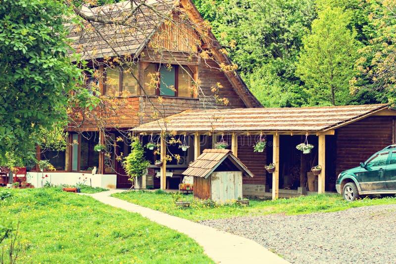 farmhouse стоковая фотография rf