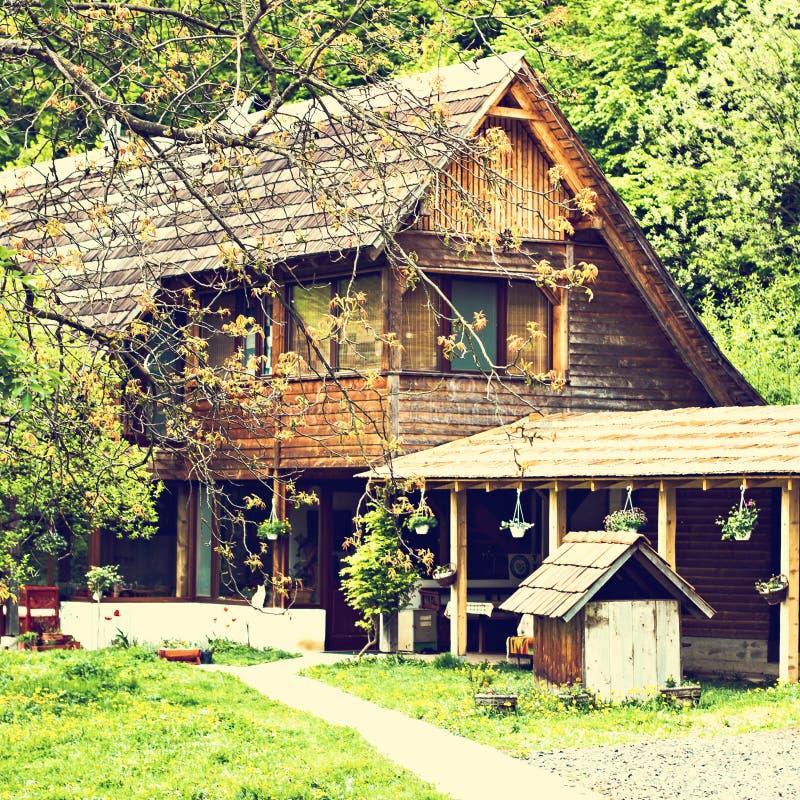 farmhouse стоковая фотография