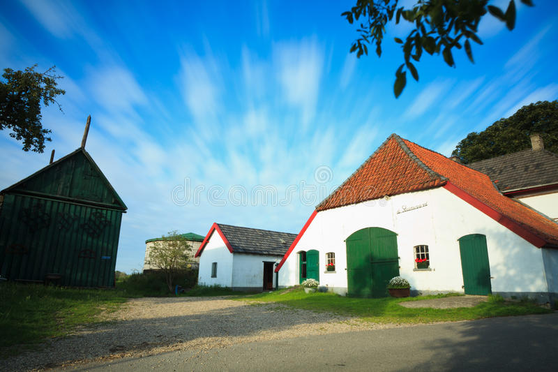 Download Farmhouse stock image. Image of farmhouse, nature, scene - 20017653