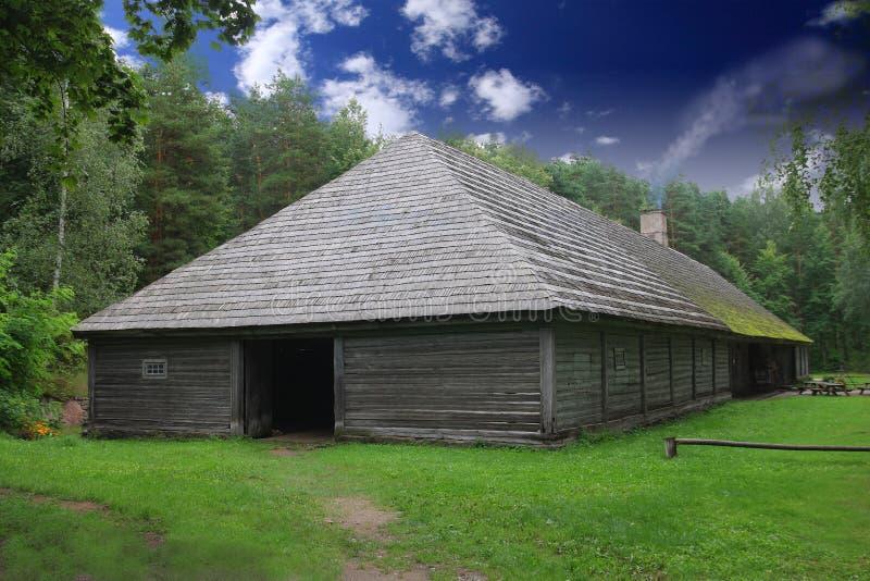 Download Farmhouse stock image. Image of homestead, farmhouse, lawn - 8717535