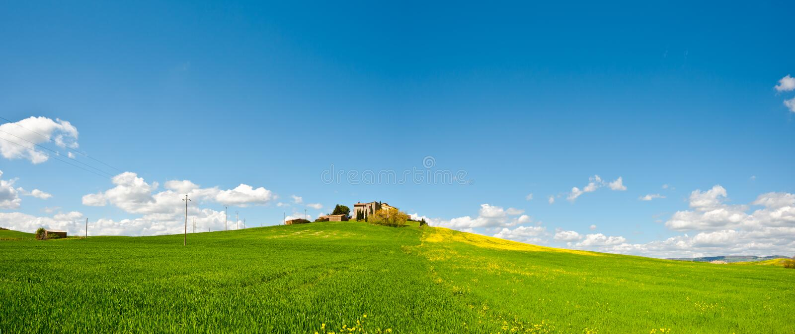 Download Pastoral stock image. Image of outdoor, chianti, mediterranean - 29872391