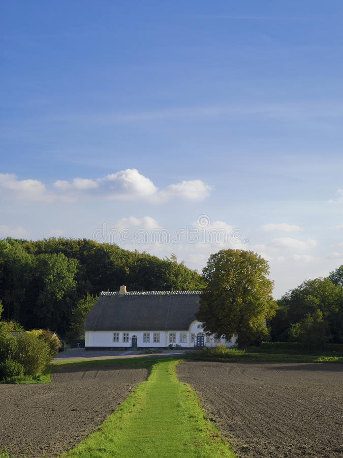 Download Farmhouse stock photo. Image of agrarian, house, countrystyle - 34319398