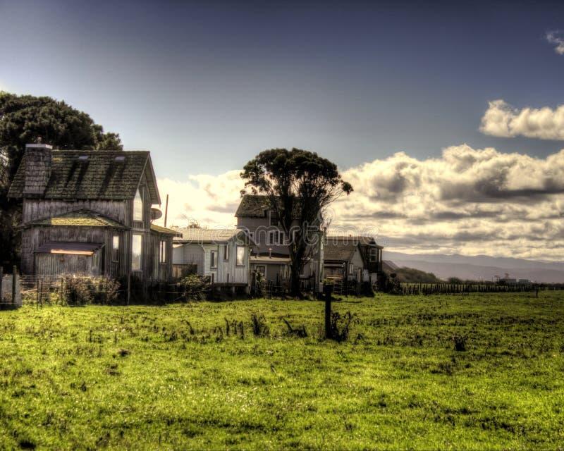 farmhouses стоковое фото rf