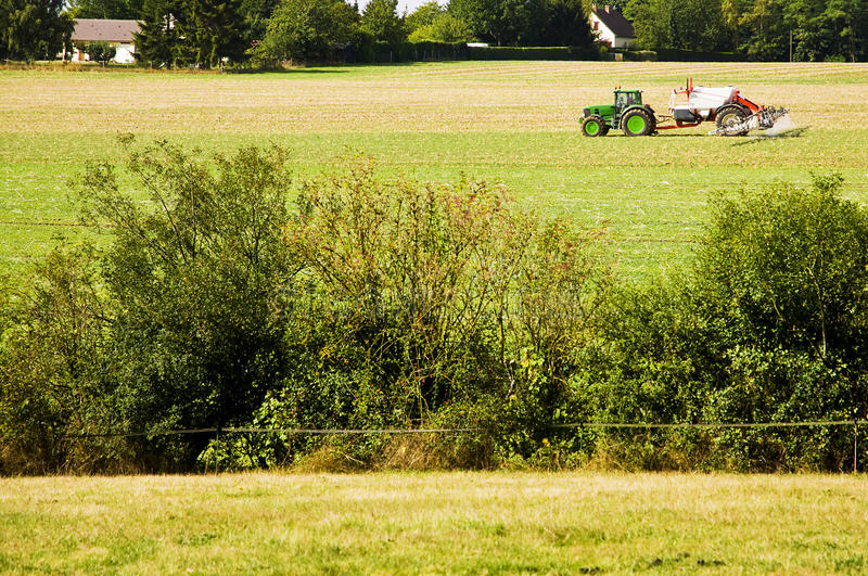 Download Farming Tractor Stock Images - Image: 16031504