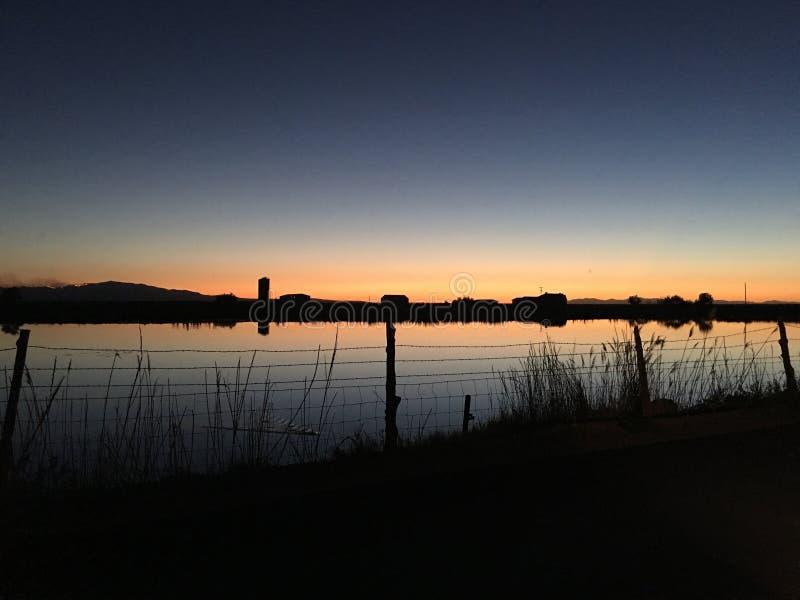 Farmington Utah fotografia royalty free