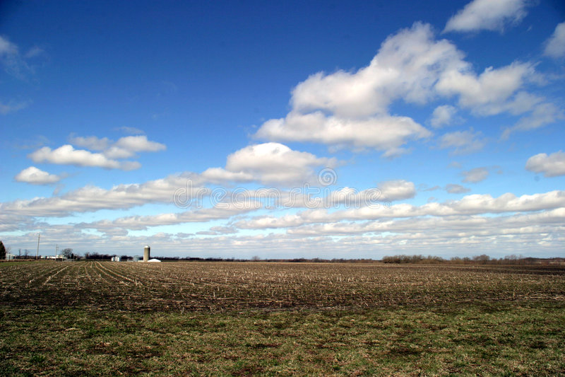 Download Farmland 1 stock image. Image of april, bucolic, beauty - 655043