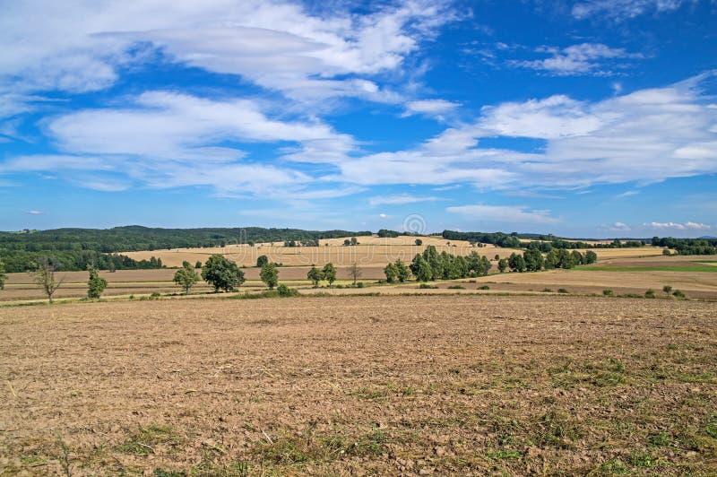 farmlands obraz stock