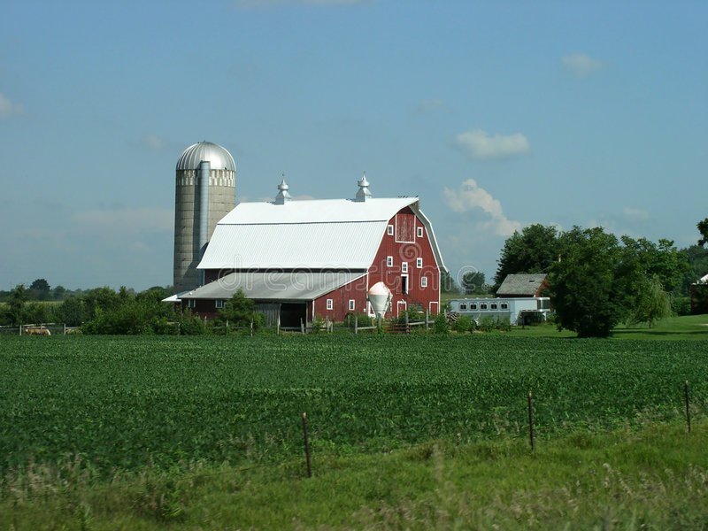 farmstead αγροτικό στοκ φωτογραφία με δικαίωμα ελεύθερης χρήσης