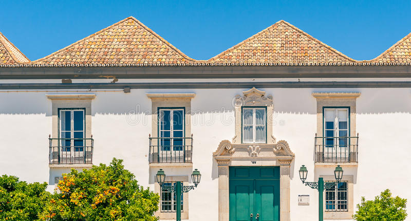Faro, Алгарве, Португалия стоковое изображение