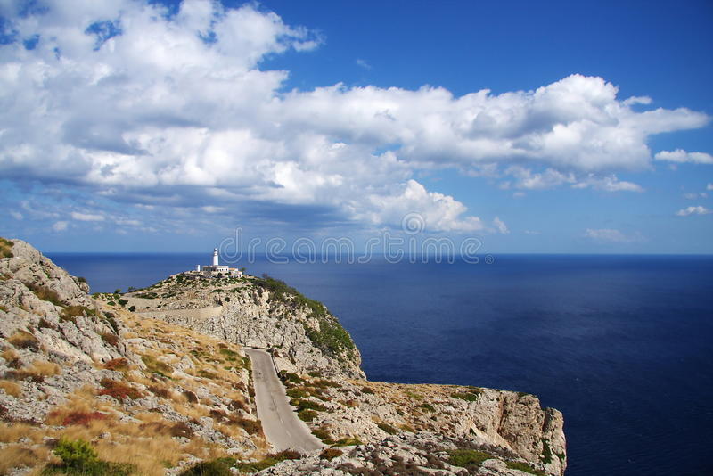 Faro immagini stock libere da diritti