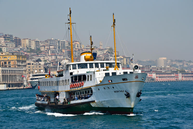 Faro adriatico immagini stock