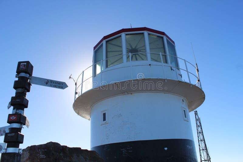 Faro al Capo di Buona Speranza immagini stock libere da diritti