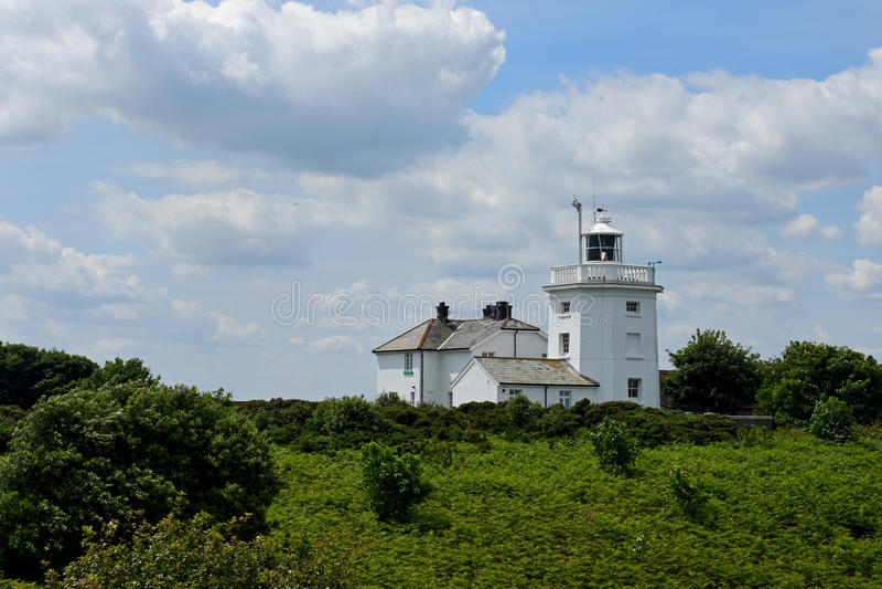 Faro, Cromer, Norfolk, Inglaterra fotos de archivo