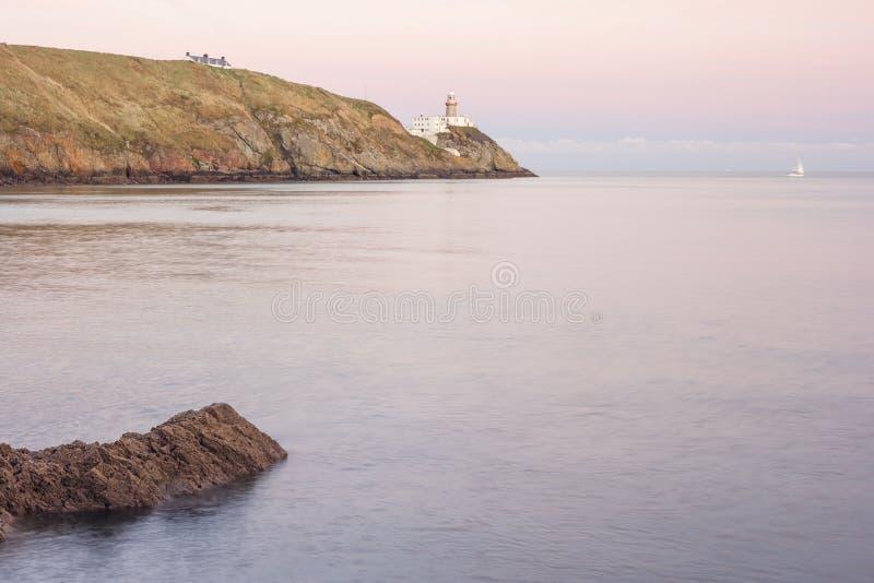 Faro de Baily fotografía de archivo libre de regalías
