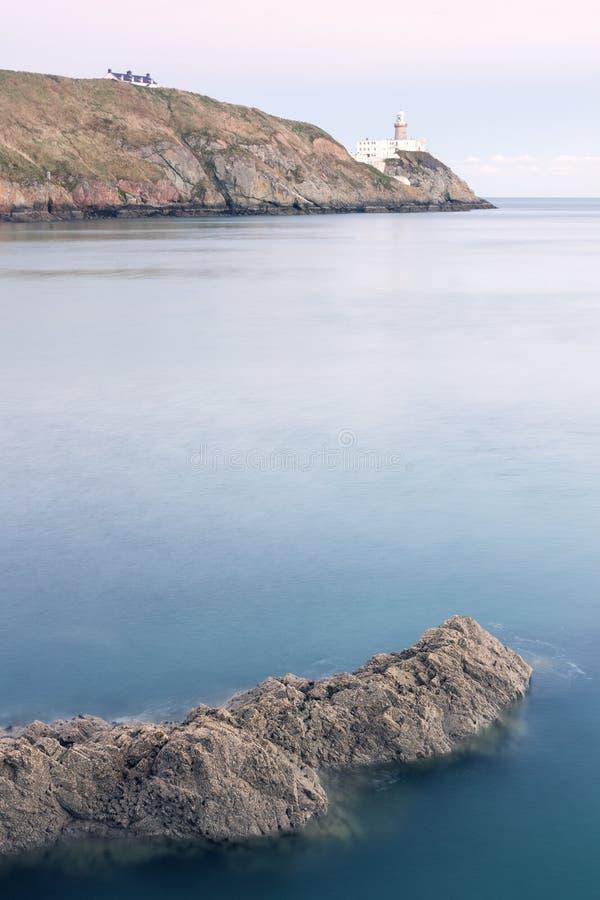 Faro de Baily imagenes de archivo