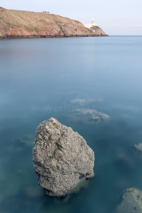 Faro de Baily imagen de archivo