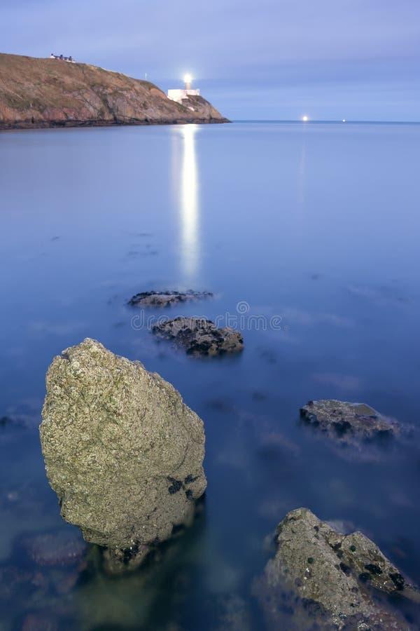Faro de Baily fotografía de archivo