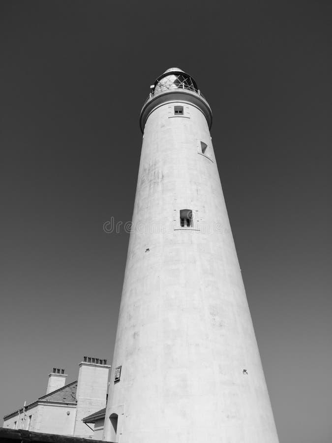Faro de los marys del St fotografía de archivo