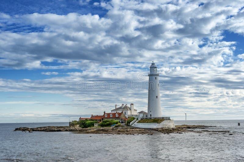 Faro de los marys del St imágenes de archivo libres de regalías