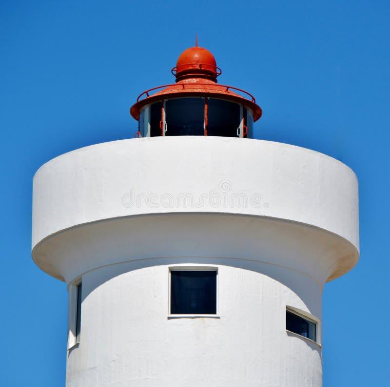 Faro de Milnerton foto de archivo