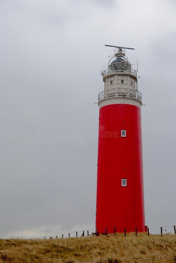 Faro de Texel fotos de archivo libres de regalías