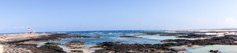 Faro de Toston foto de stock