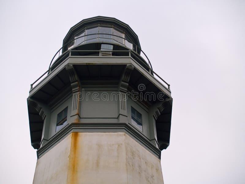 Faro de Westport en Westport Washington fotos de archivo libres de regalías
