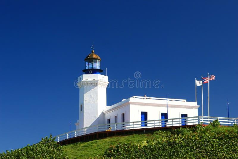Faro del Arecibo fotografia stock libera da diritti