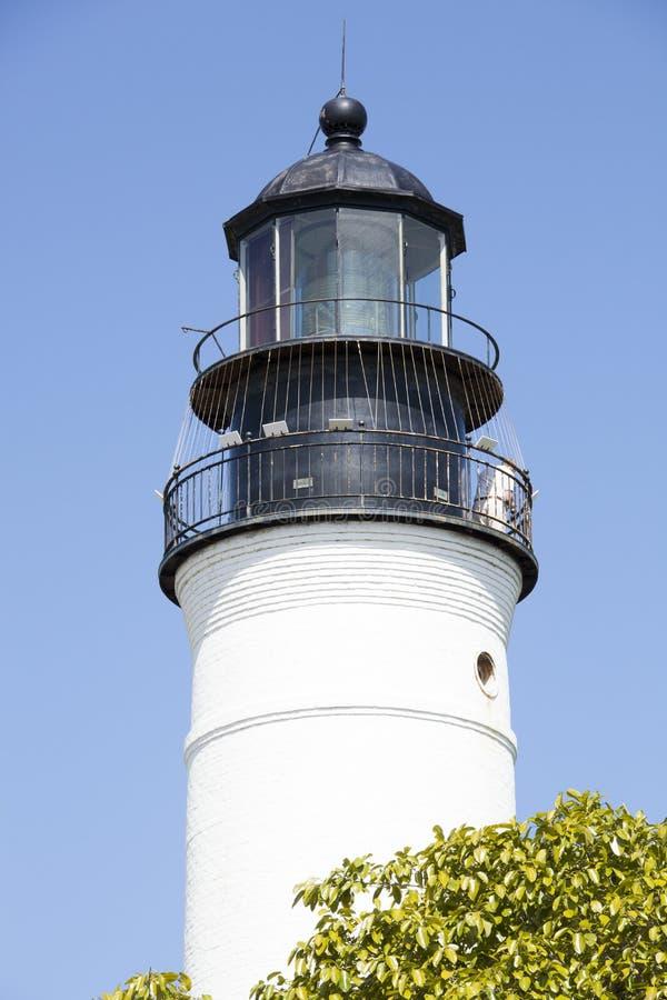 Faro del Key West fotografia stock libera da diritti