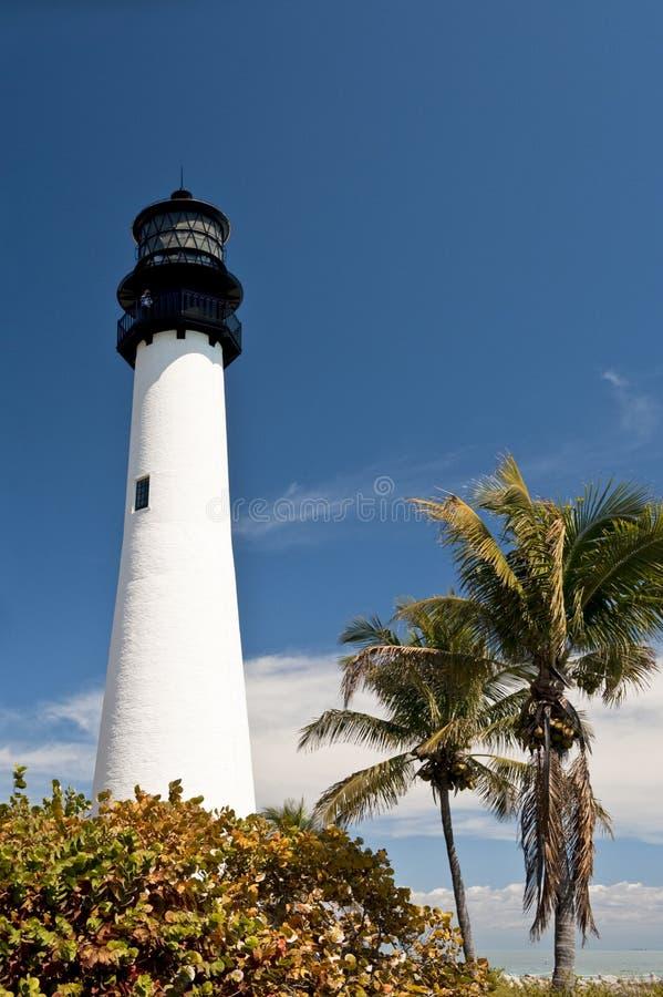 Faro della Florida del capo fotografie stock