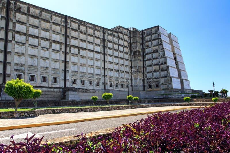 Faro di Christopher Columbus in Santo Domingo fotografia stock libera da diritti