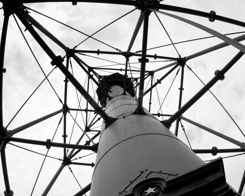Faro di Marblehead immagini stock