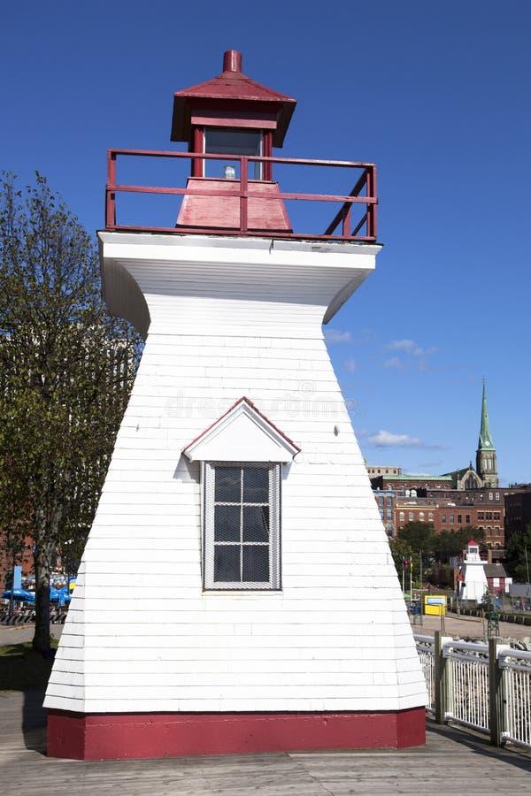 Faro di St John immagini stock libere da diritti