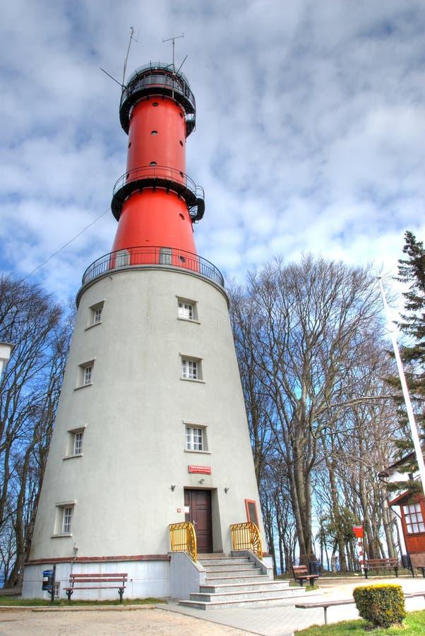 Faro. Torre ligera. foto de archivo libre de regalías