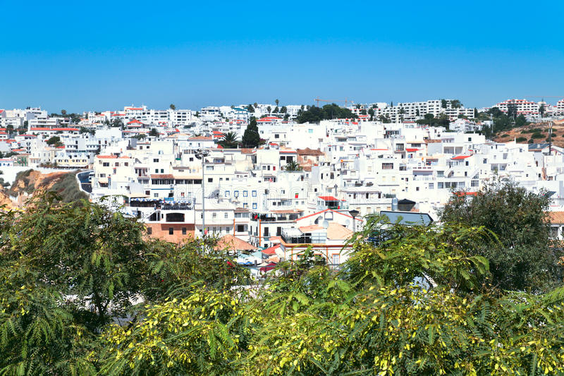Download Faro town in Portugal stock photo. Image of southern - 25204474