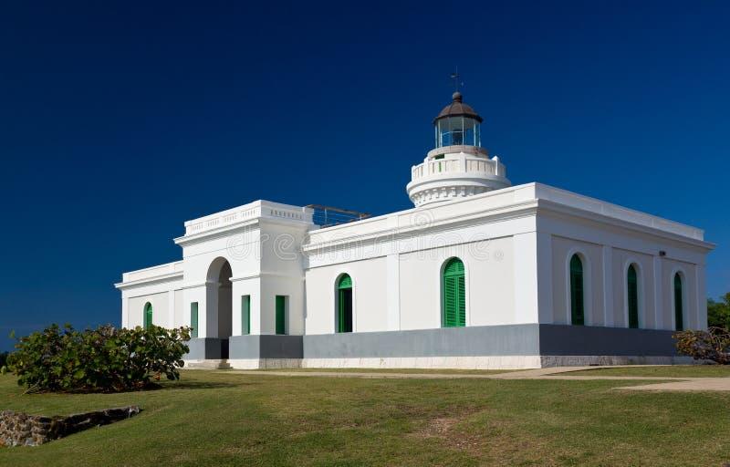 Faro Viejo En El Cabo San Juan Imágenes de archivo libres de regalías