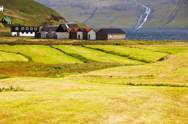 Faroe royalty-vrije stock foto