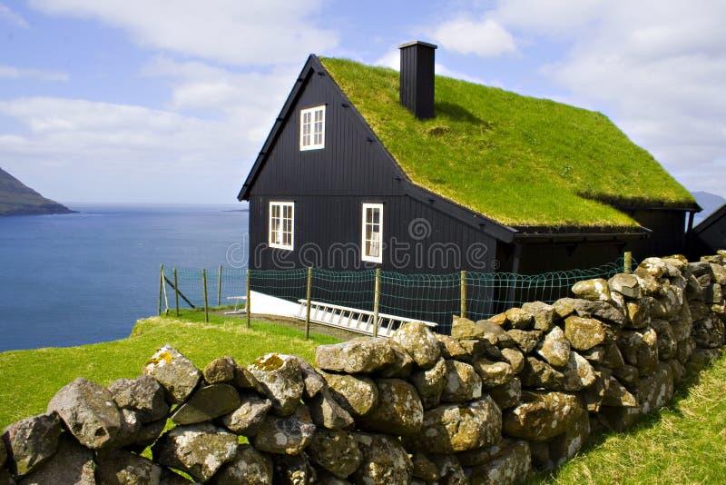 Download Faroe Islands stock photo. Image of grass, water, rocks - 5843524