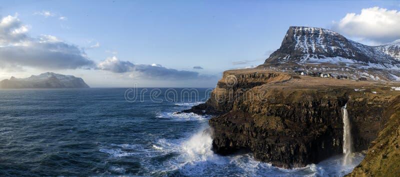 Faroe Islands royalty free stock photos