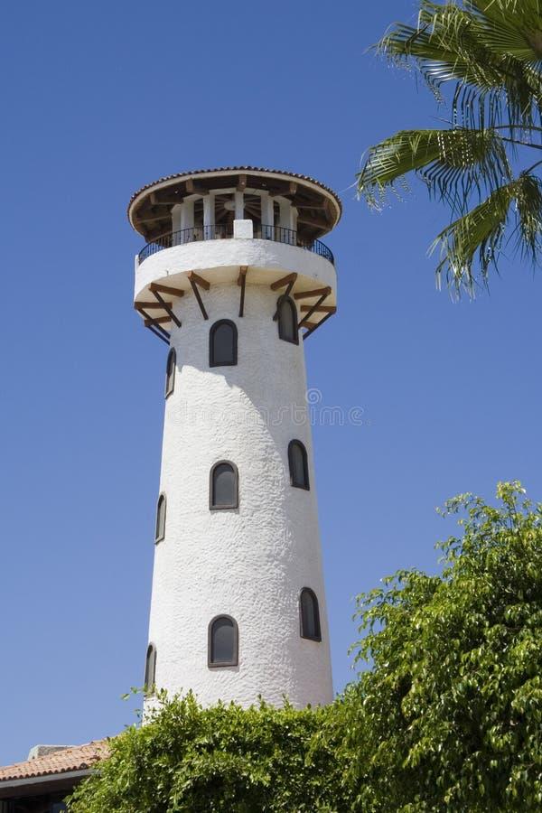 Farol de Cabo San Lucas imagens de stock