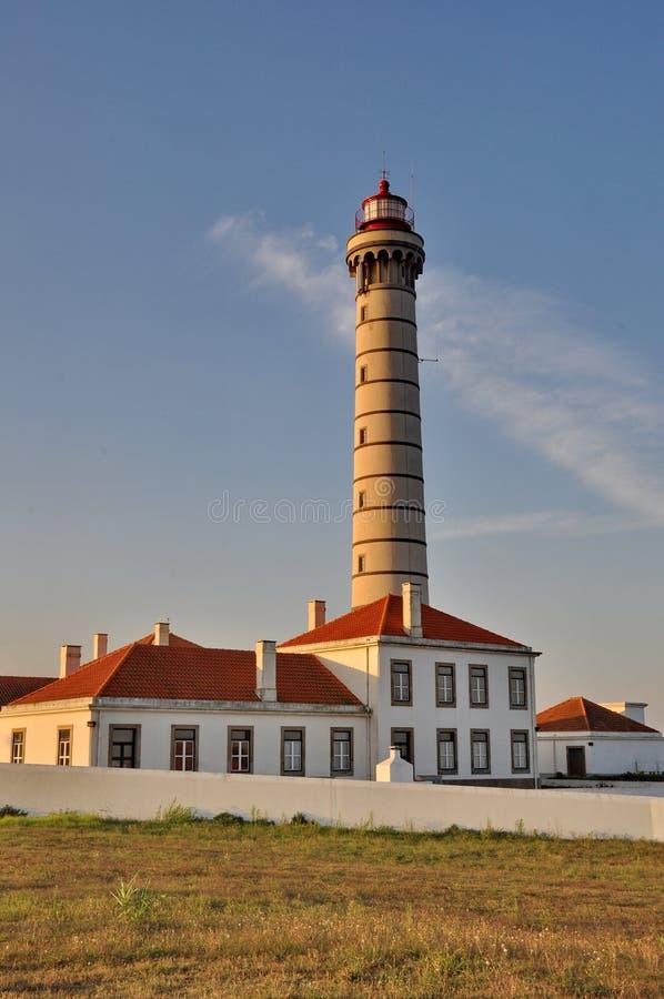 Farol de Porto fotografia de stock