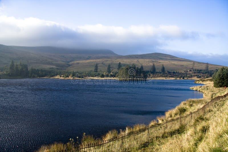 Faros de Brecon fotografía de archivo