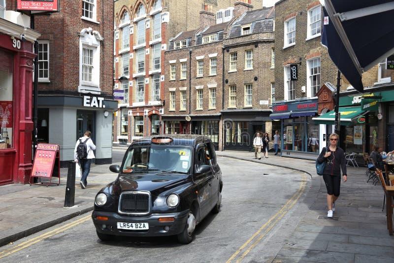 Farringdon,伦敦英国 库存图片
