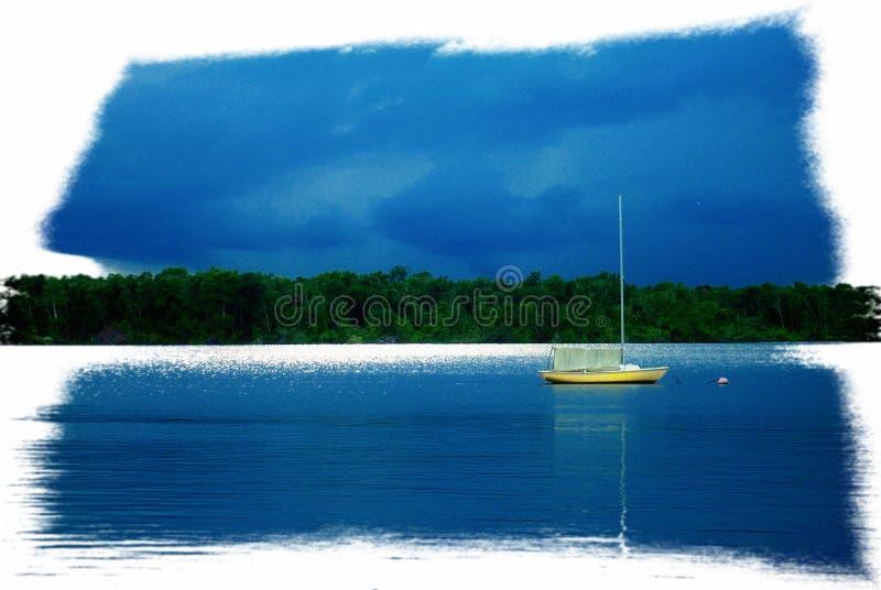 Download Fartyg arkivfoto. Bild av john, florida, johns, oklarhet - 518114