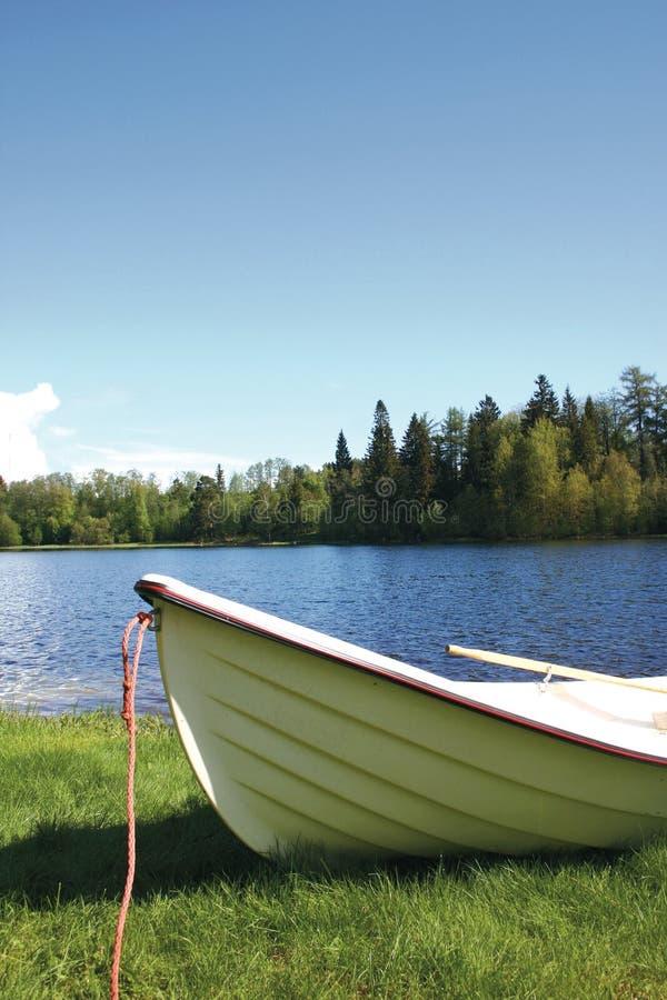 fartyg små finland royaltyfri bild