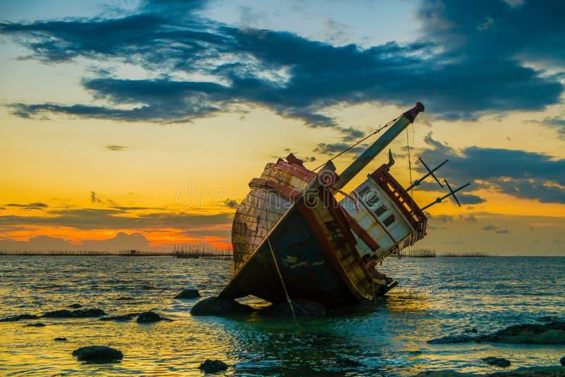 fartyg thailand arkivfoton