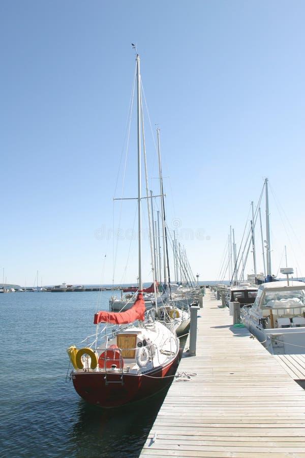 fartygdock fotografering för bildbyråer