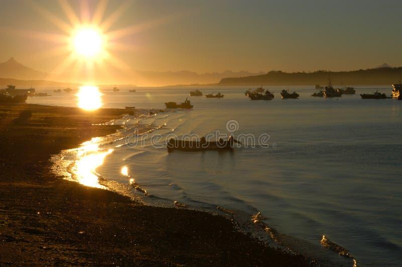 fartyggryning fotografering för bildbyråer