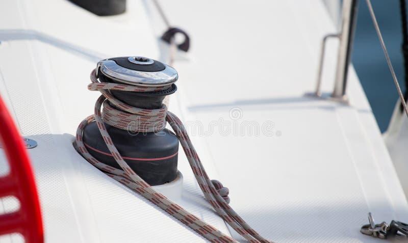 Fartygrep för band arkivfoto