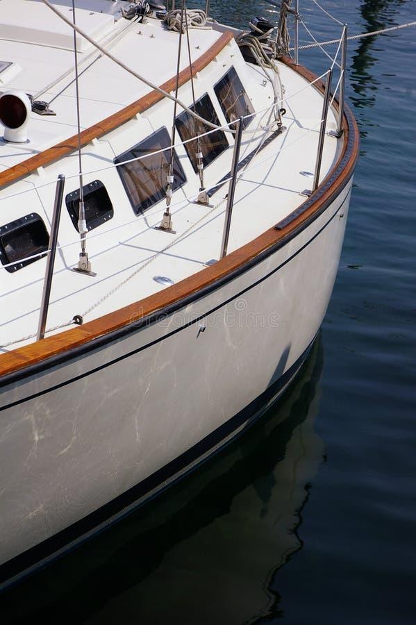 fartygsida royaltyfria foton